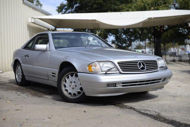1997 Mercedes-Benz SL500 500