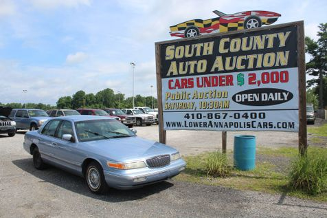 1997 Mercury Grand Marquis GS in Harwood, MD