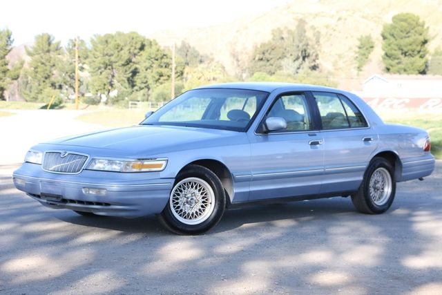 1997 Mercury Grand Marquis GS Santa Clarita, CA 1