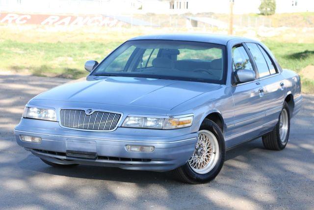 1997 Mercury Grand Marquis GS Santa Clarita, CA 4