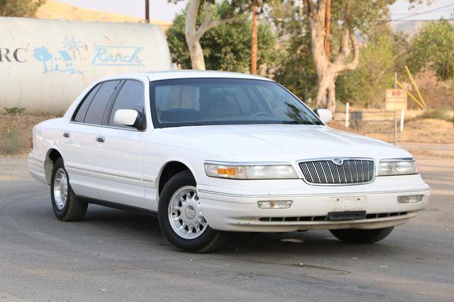 1997 Mercury Grand Marquis LS Santa Clarita, CA 3