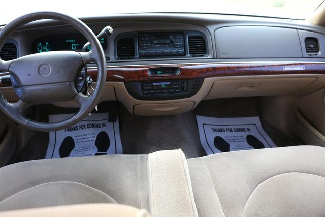1997 Mercury Grand Marquis LS Santa Clarita, CA 8