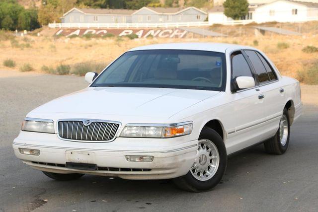 1997 Mercury Grand Marquis LS Santa Clarita, CA 4