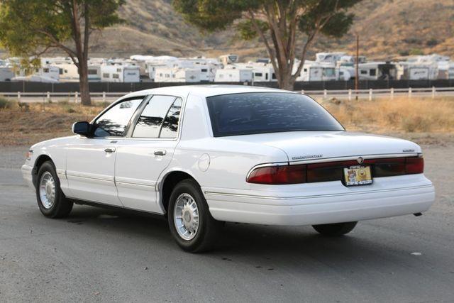 1997 Mercury Grand Marquis LS Santa Clarita, CA 6