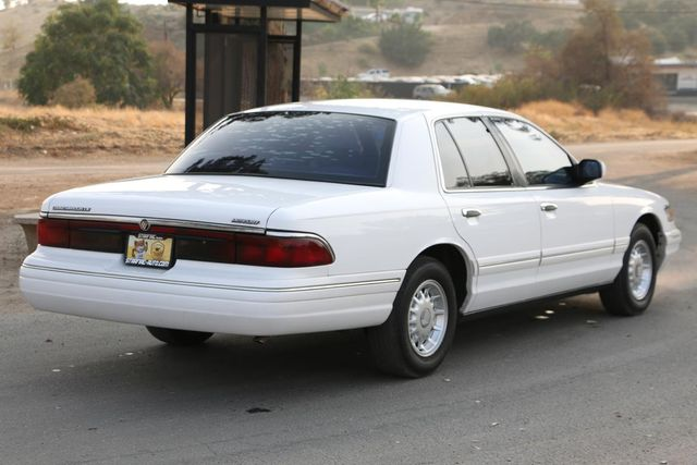1997 Mercury Grand Marquis LS Santa Clarita, CA 7