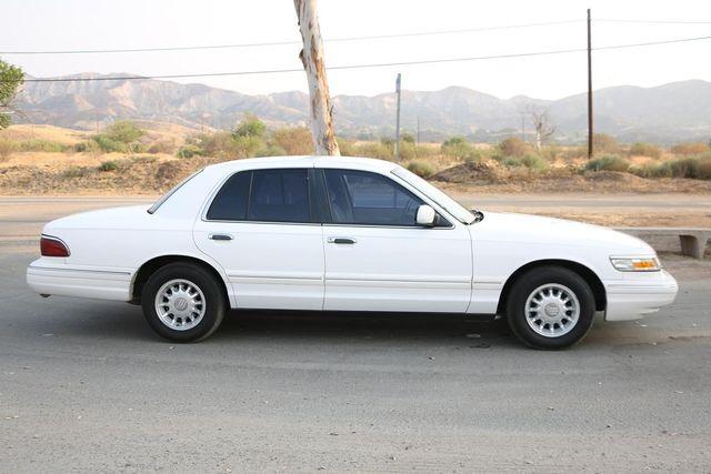 1997 Mercury Grand Marquis LS Santa Clarita, CA 12
