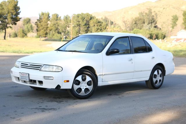 1997 Nissan Altima XE Santa Clarita, CA 1
