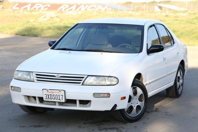 1997 Nissan Altima XE Santa Clarita, CA 4