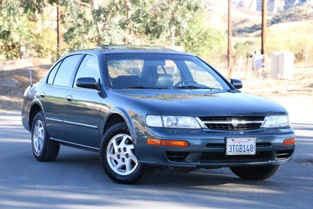 1997 Nissan Maxima GLE Santa Clarita, CA 3