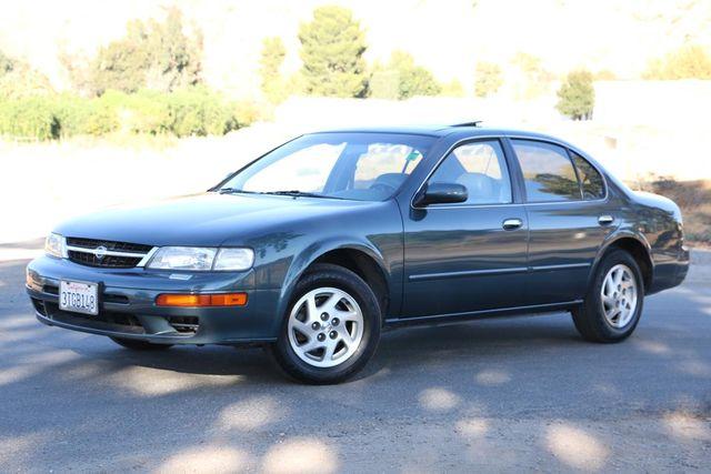 1997 Nissan Maxima GLE Santa Clarita, CA 1