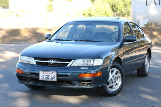 1997 Nissan Maxima GLE Santa Clarita, CA 4