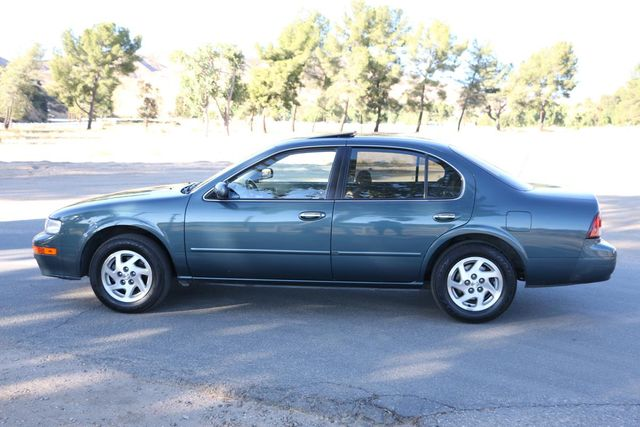 1997 Nissan Maxima GLE Santa Clarita, CA 11