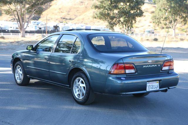 1997 Nissan Maxima GLE Santa Clarita, CA 5