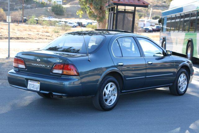 1997 Nissan Maxima GLE Santa Clarita, CA 6