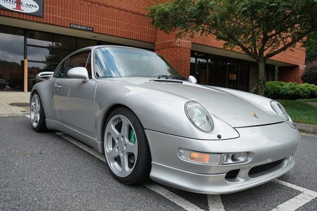 1997 Porsche 911 Carrera 4 Carrera