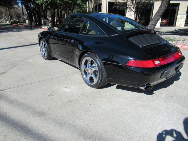1997 Porsche 911 Carrera Targa Austin , Texas 2