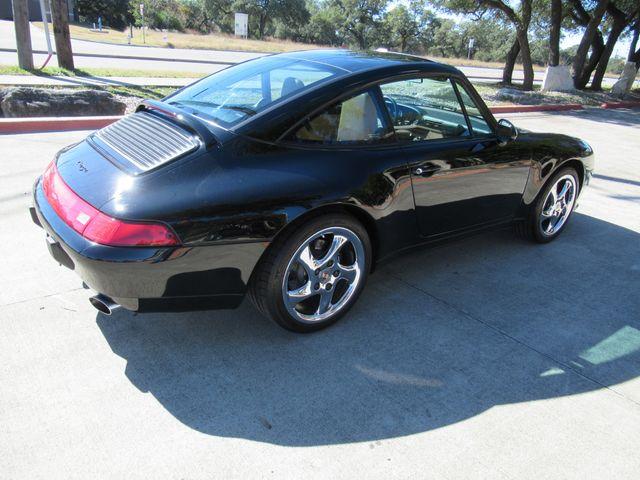 1997 Porsche 911 Carrera Targa Austin , Texas 4