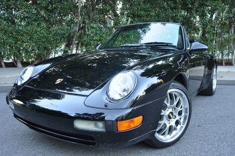 1997 Porsche 993  Carrera 911 Cabriolet Excellent Condition! in , California