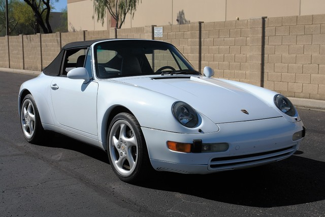 1997 Porsche 911 Carrera Phoenix, AZ 0