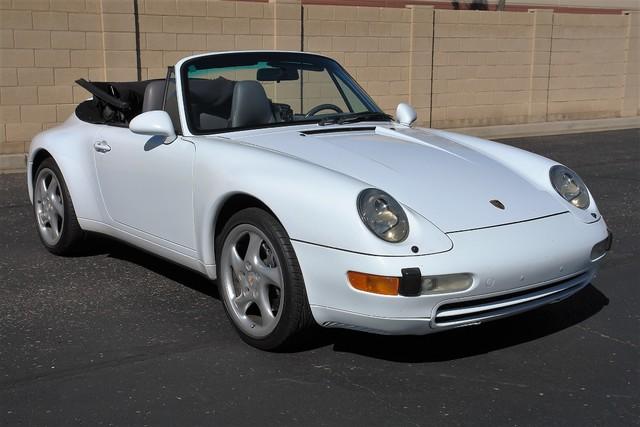 1997 Porsche 911 Carrera Phoenix, AZ 17