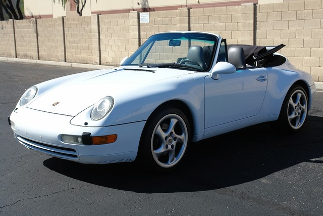 1997 Porsche 911 Carrera Phoenix, AZ 18