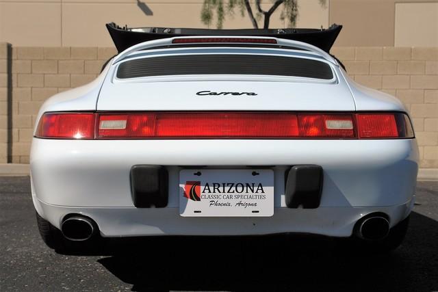 1997 Porsche 911 Carrera Phoenix, AZ 20