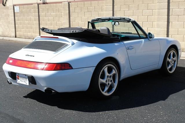 1997 Porsche 911 Carrera Phoenix, AZ 22