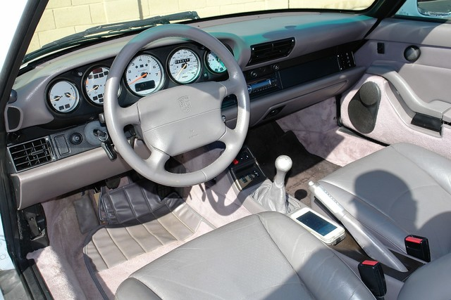 1997 Porsche 911 Carrera Phoenix, AZ 25