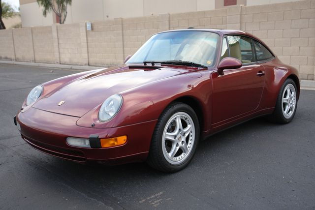 1997 Porsche 911 Carrera Phoenix, AZ 10