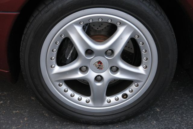 1997 Porsche 911 Carrera Phoenix, AZ 38