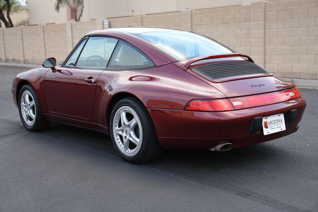 1997 Porsche 911 Carrera Phoenix, AZ 4