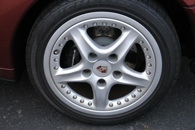 1997 Porsche 911 Carrera Phoenix, AZ 39
