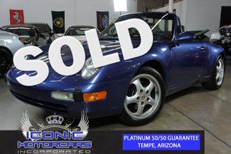 1997 Porsche 911 Carrera Cabriolet | Tempe, AZ | ICONIC MOTORCARS, Inc. in Tempe AZ