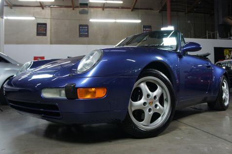 1997 Porsche 911 Carrera Cabriolet | Tempe, AZ | ICONIC MOTORCARS, Inc. in Tempe, AZ