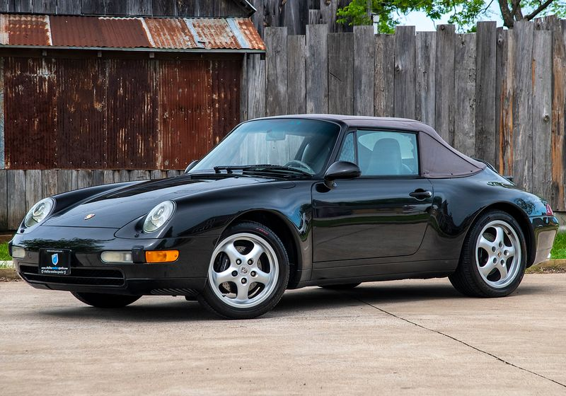 1997 Porsche 911 Carrera   city TX  Dallas Motorsports  in Wylie, TX