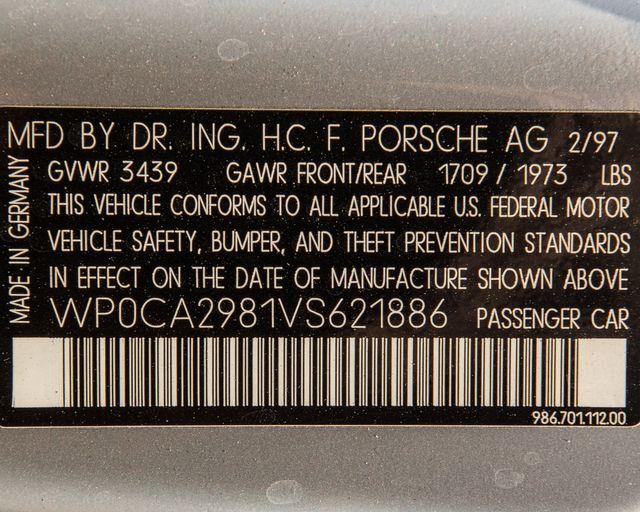 1997 Porsche Boxster Burbank, CA 29