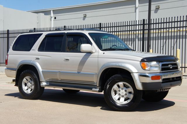 1997 Toyota 4Runner Limited * 4x4 * LEATHER * Sunroof * CLEAN CARFAX