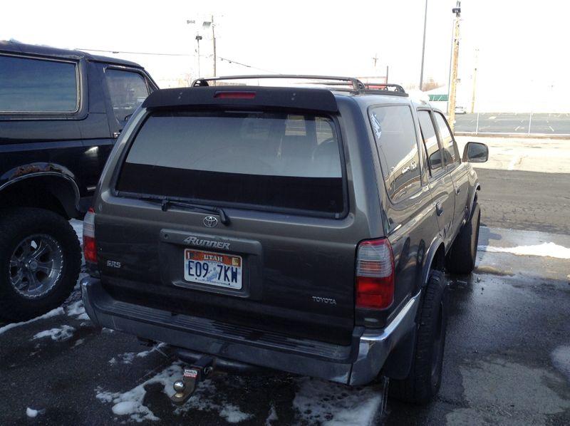1997 Toyota 4Runner SR5  in Salt Lake City, UT