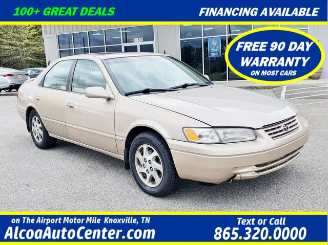 1997 Toyota Camry XLE V6 w/Leather/Sunroof/Aluminum Wheels in Louisville, TN 37777