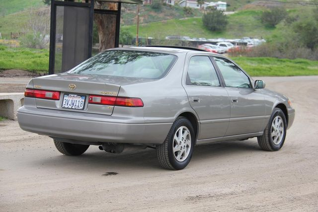 1997 Toyota Camry XLE Santa Clarita, CA 6