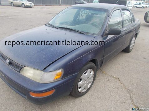 1997 Toyota Corolla Base in Salt Lake City, UT