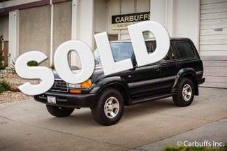 1997 Toyota Land Cruiser 4x4 Collectors Edition   Concord, CA   Carbuffs in Concord