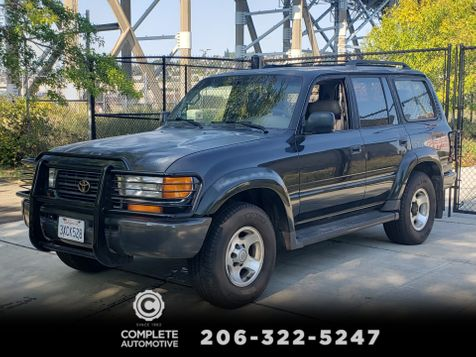 1997 Toyota Land Cruiser 4 Wheel Drive  Runs Needs Paint & Interior Keep as is or Restore  in Seattle