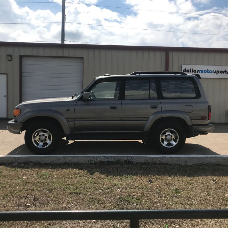 1997 Toyota Land Cruiser   city TX  Dallas Motorsports  in Wylie, TX
