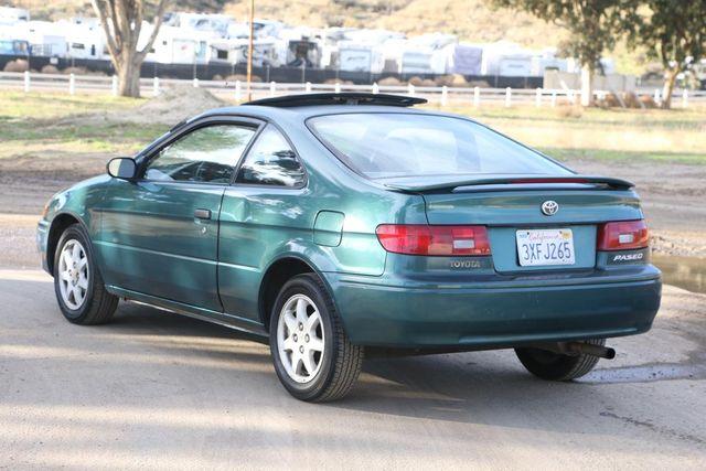 1997 Toyota Paseo Santa Clarita, CA 5
