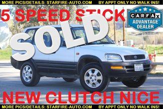1997 Toyota RAV4 5 SPEED Santa Clarita, CA