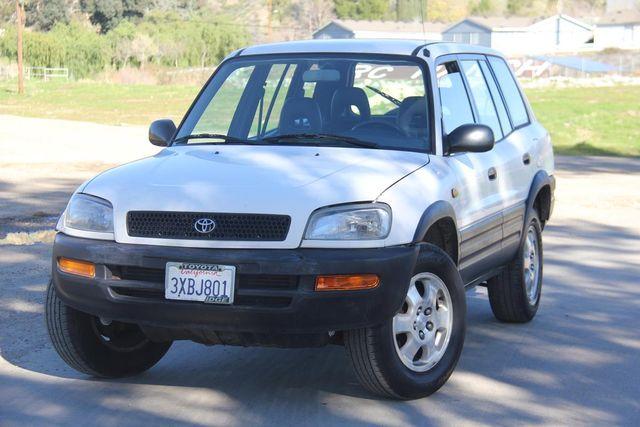 1997 Toyota RAV4 5 SPEED Santa Clarita, CA 4