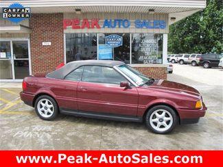 1998 Audi Cabriolet Base in Medina, OHIO 44256