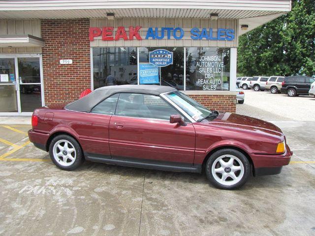 1998 Audi Cabriolet A6 2.8L Convert