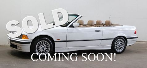 1998 BMW 328i Convertible Sports Car w/Power Folding Top, Heated Seats, Harman/Kardon Audio and Premium Pkg in Eau Claire